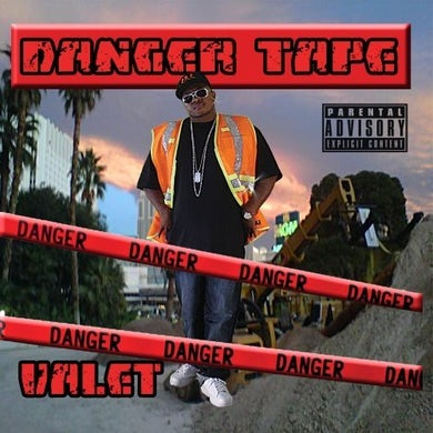 Valet DANGER TAPE CD