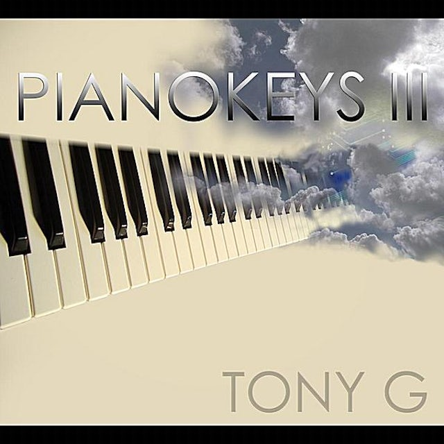 Tony G PIANOKEYS III CD