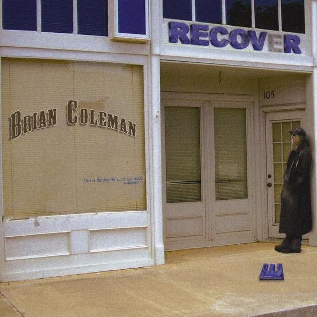 Brian Coleman RECOVER CD