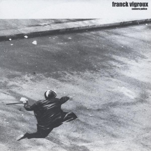 Franck Vigroux CAMERA POLICE CD
