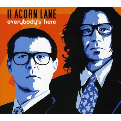 EVERYBODY'S HERE CD