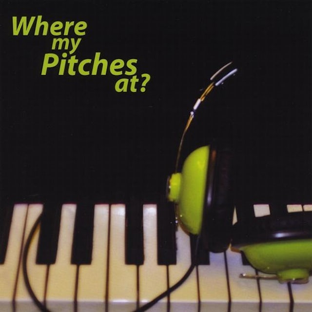 Ladies First WHERE MY PITCHES AT? CD