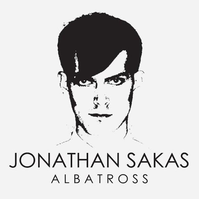 Jonathan Sakas ALBATROSS CD