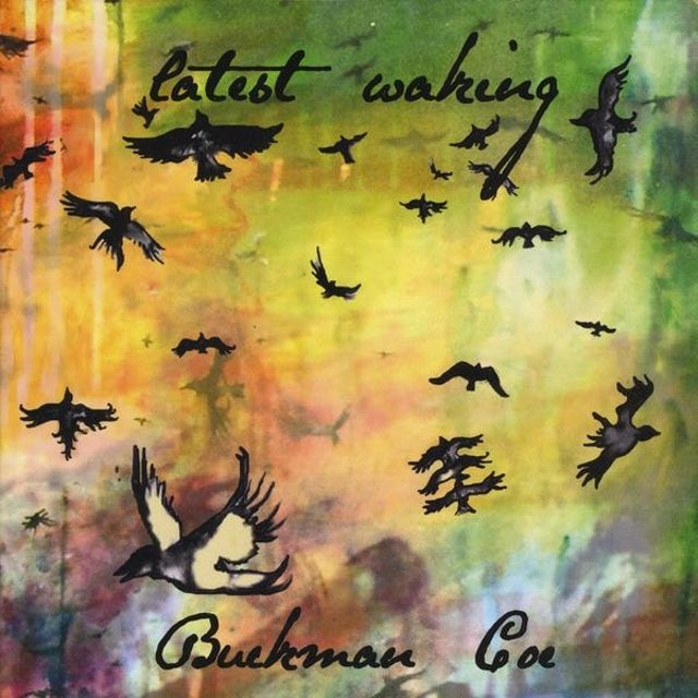 Buckman Coe LATEST WAKING CD