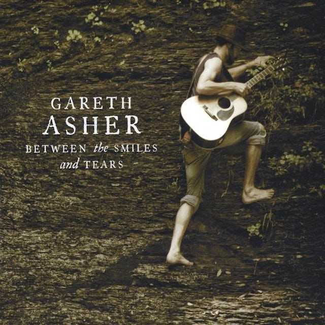 Gareth Asher BETWEEN THE SMILES & TEARS CD