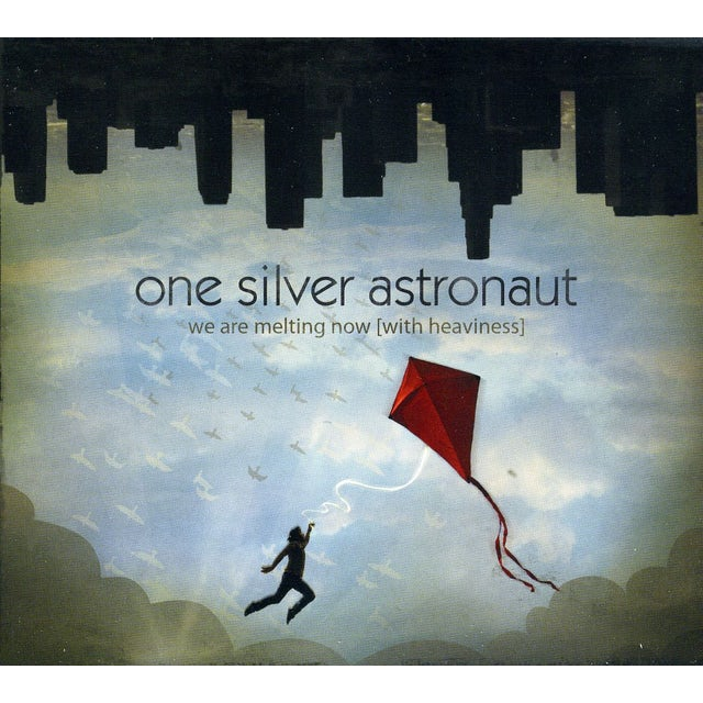 One Silver Astronaut