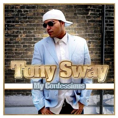 Tony Sway MY CONFESSIONS CD