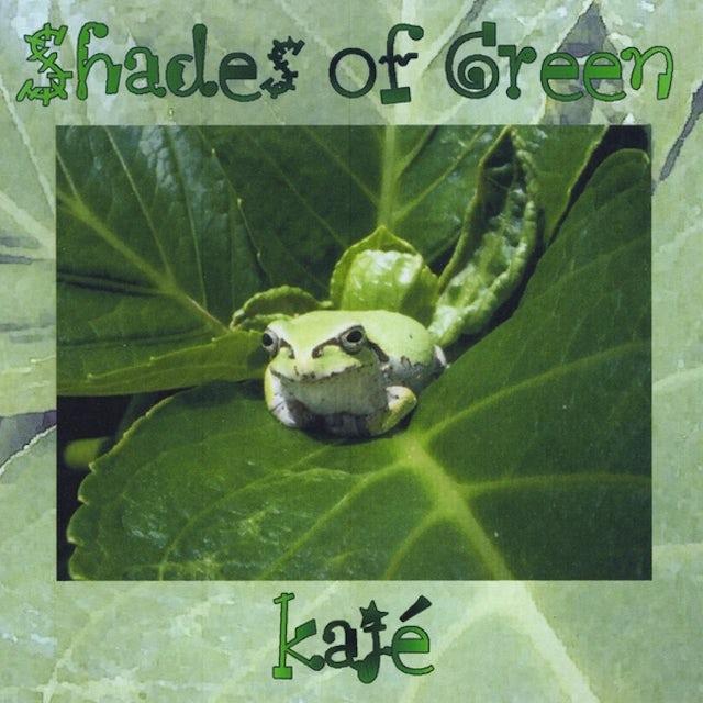 Kaje SHADES OF GREEN CD
