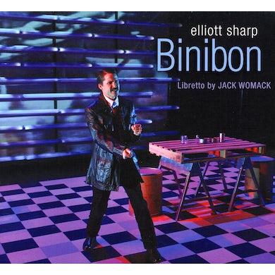 Elliott Sharp BINIBON CD