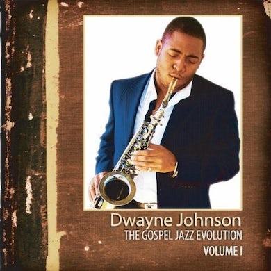 Dwayne Johnson GOSPEL JAZZ EVOLUTION 1 CD