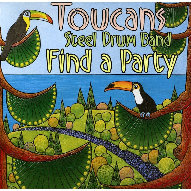 Toucans Steel Drum Band FIND A PARTY CD