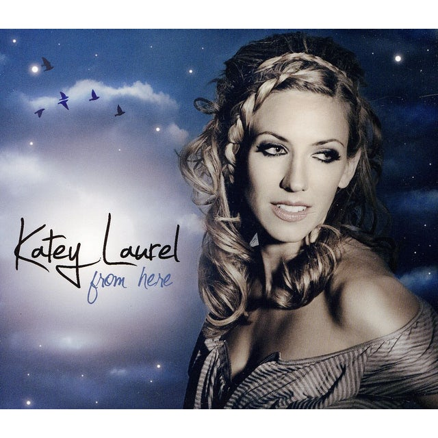 Katey Laurel FROM HERE CD