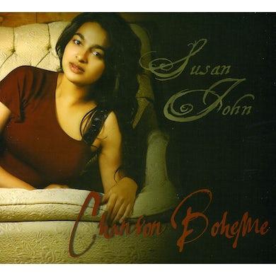 Susan John CHANSON BOHEME CD