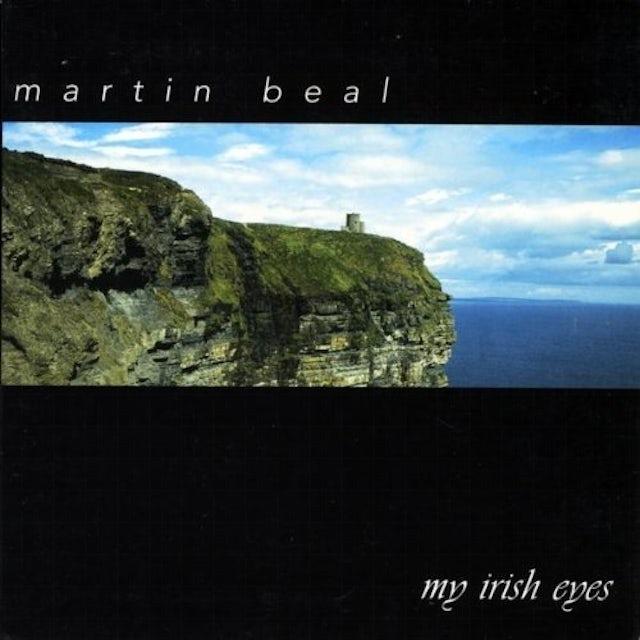 Martin Beal MY IRISH EYES CD