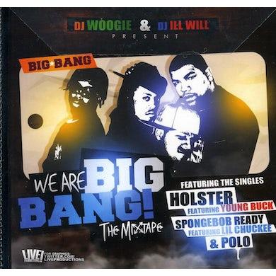 WE ARE BIG BANG CD