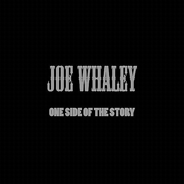 Joe Whaley ONE SIDE OF THE STORY CD