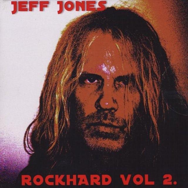 Jeff Jones ROCKHARD 2 CD