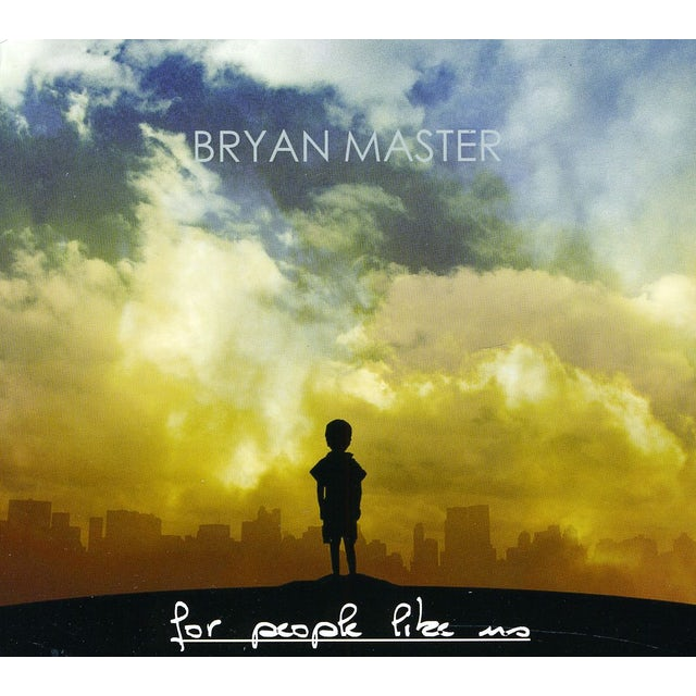 Bryan Master FOR PEOPLE LIKE US CD