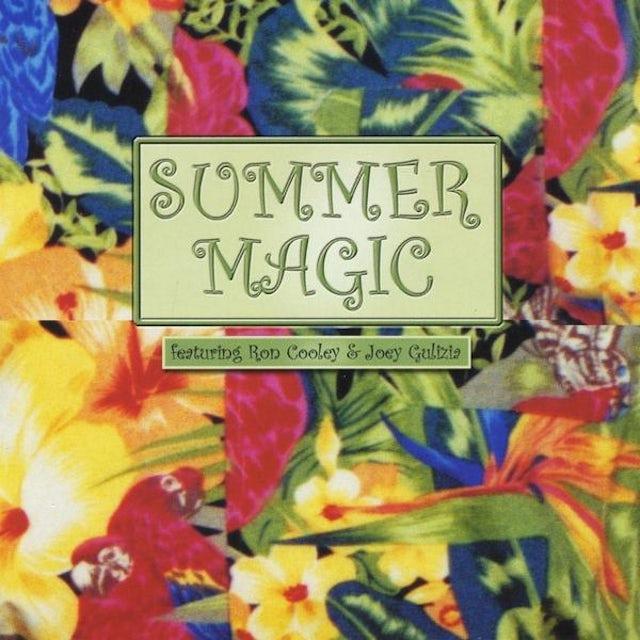 Ron Cooley SUMMER MAGIC CD