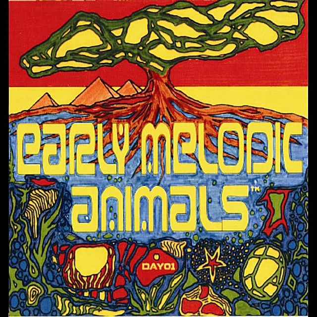 Early Melodic Animals DAY01 CD