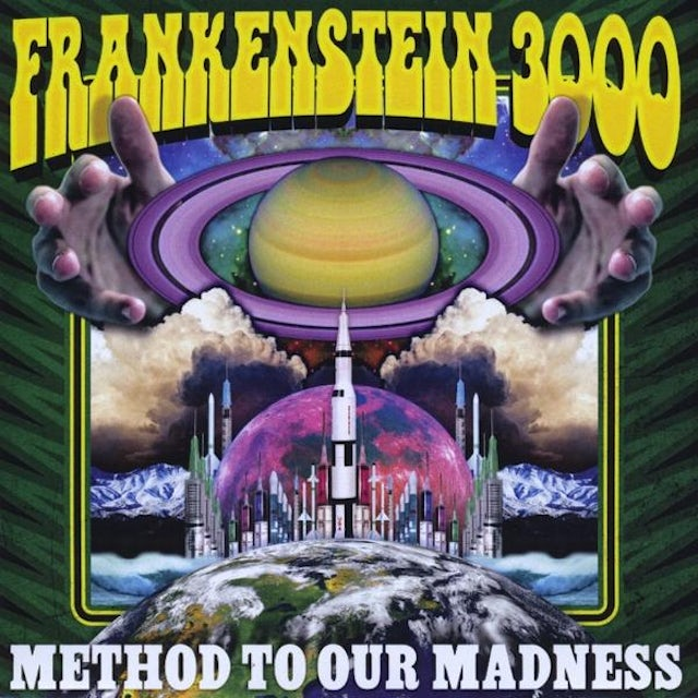 Frankenstein 3000 METHOD TO OUR MADNESS CD