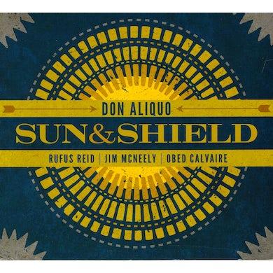 Don Aliquo SUN & SHIELD CD