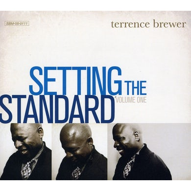 Terrence Brewer SETTING THE STANDARD CD