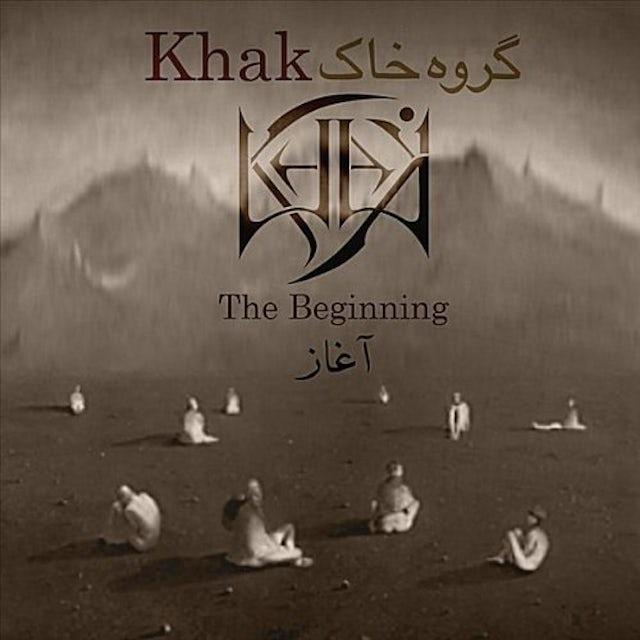 Khak BEGINNING (AGHAZ) CD
