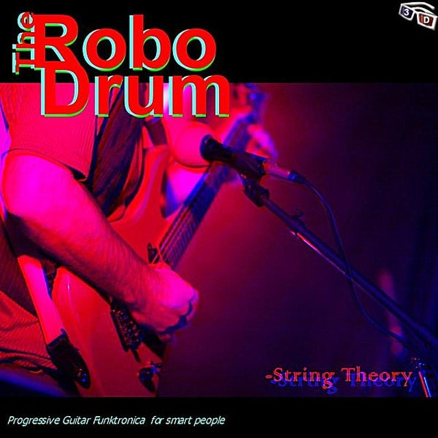 Robodrum STRING THEORY CD