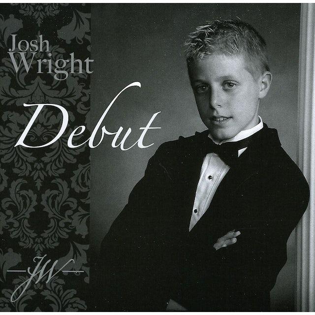 Josh Wright DEBUT CD
