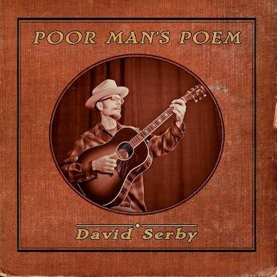 David Serby POOR MAN'S POEM CD