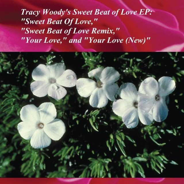 Tracy Woody SWEET BEAT OF LOVE EP CD