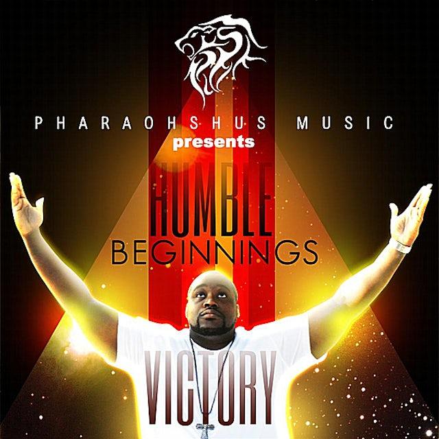 Victory HUMBLE BEGINNINGS CD