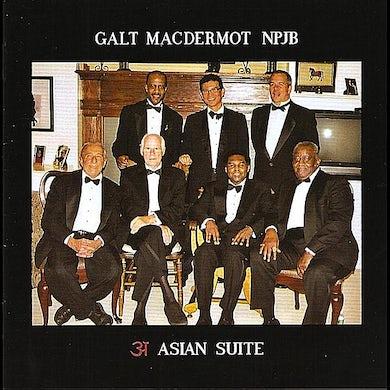 Galt Macdermot ASIAN SUITE CD