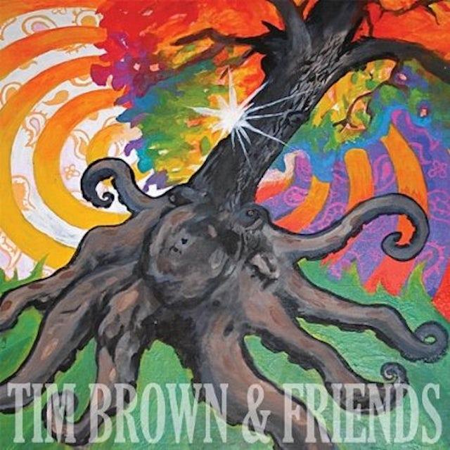 Tim Brown FRIENDS CD