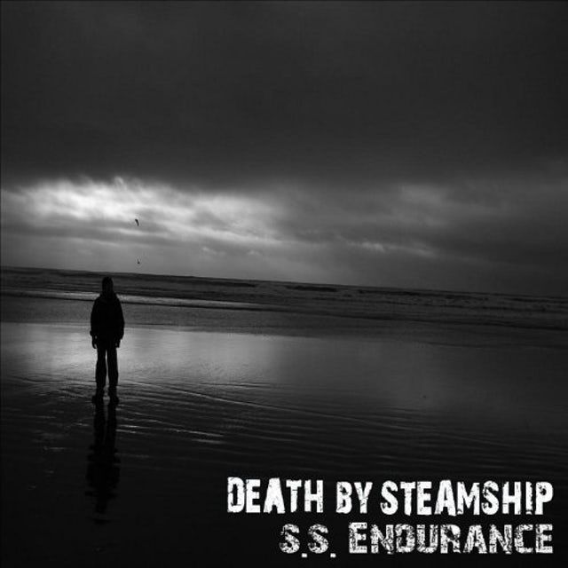Death By Steamship S.S. ENDURANCE Vinyl Record