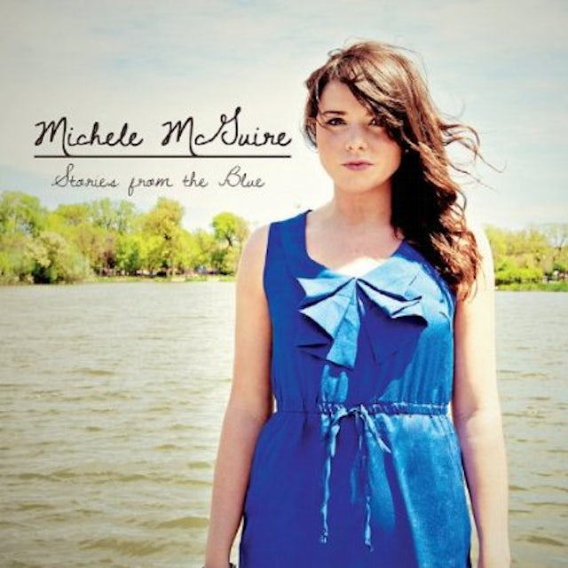 Michele McGuire STORIES FROM THE BLUE CD