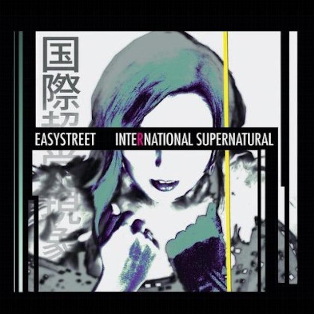 Easystreet INTERNATIONAL SUPERNATURAL CD