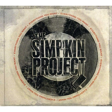 Simpkin Project EVERYTHING YOU WANT CD