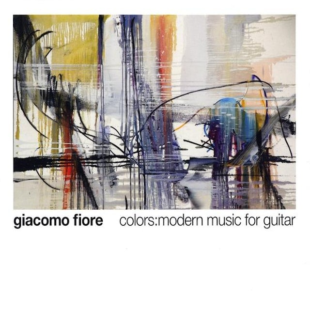 Giacomo Fiore COLORS CD