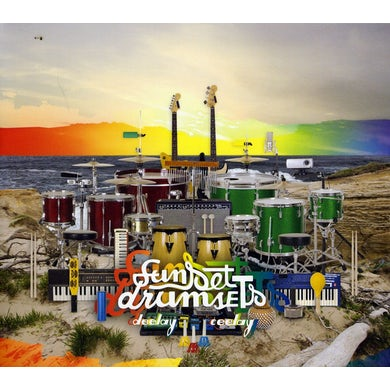 SUNSET DRUMSETS CD