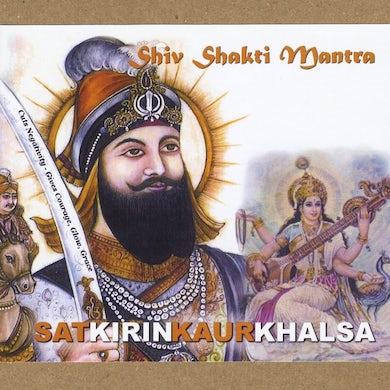 SatKirin Kaur Khalsa SHIV SHAKTI MANTRA CD