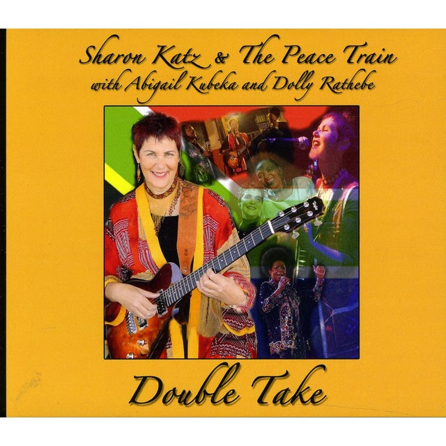 Sharon Katz & The Peace Train DOUBLE TAKE CD