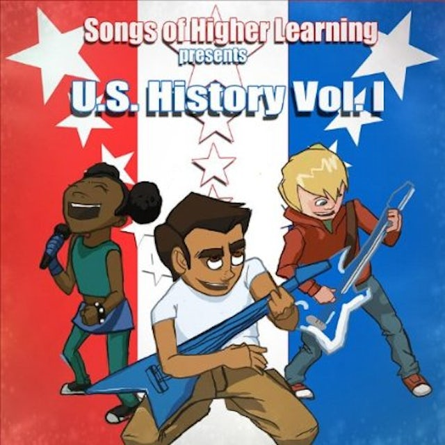 Songs of Higher Learning LLC US HISTORY 1 CD