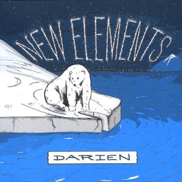 Darien NEW ELEMENTS CD