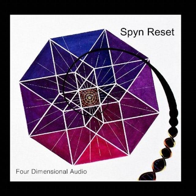 Spyn Reset FOUR DIMENSIONAL AUDIO CD