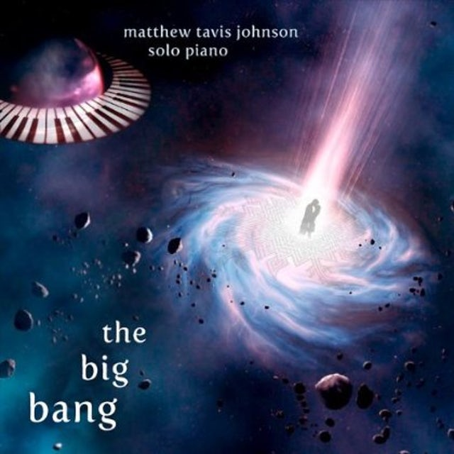 Matthew Tavis Johnson BIG BANG CD