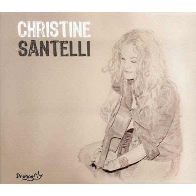 Christine Santelli DRAGONFLY CD
