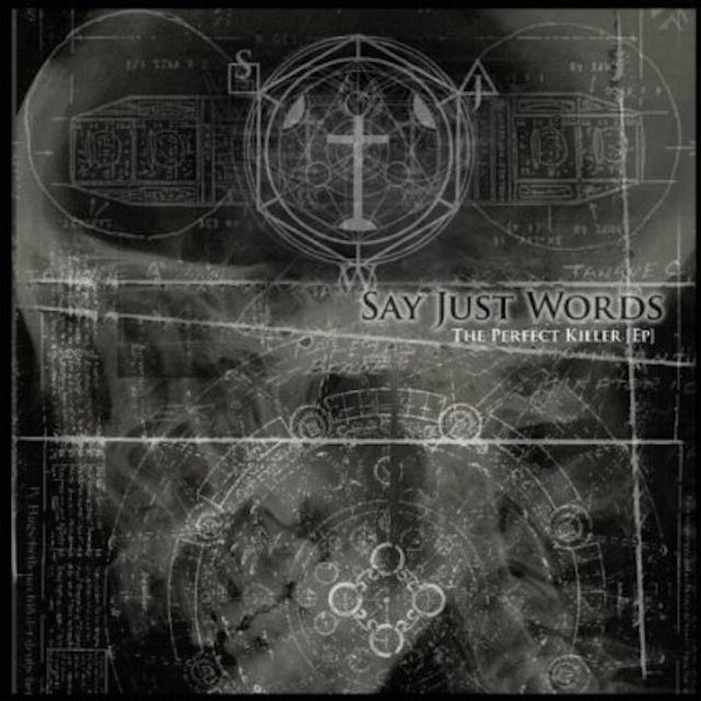 Say Just Words THE PERFECT KILLER CD