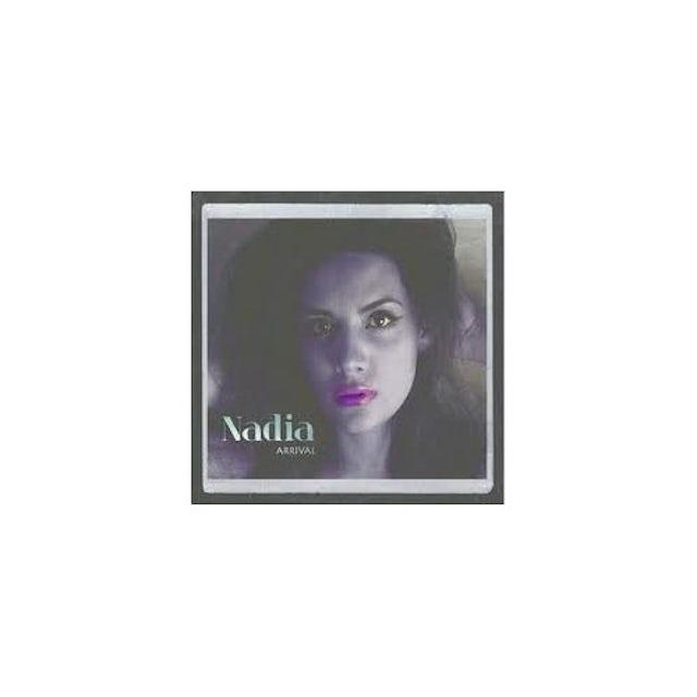 Nadia Kazmi ARRIVAL CD